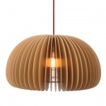 lampe holz natur